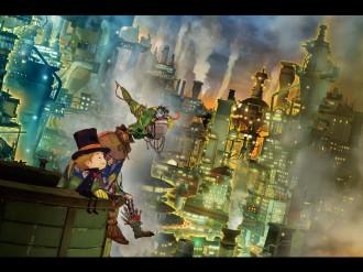 「映画 えんとつ町のプペル」展 渋谷の観光支援施設で開催へ