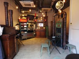 渋谷・桜丘町に「えんとつ町のプペル」の世界観を表現した限定カフェ