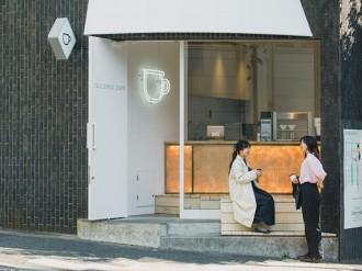 キャッシュレスカフェ「TAILORED CAFE」、渋谷に初のコーヒースタンド