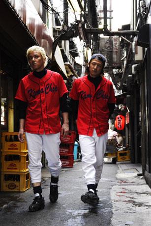 70万円で製作された映画「カマチョップ」主演の2人