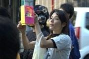 下北沢の再開発問題に取り組む女性がドキュメンタリー映画に