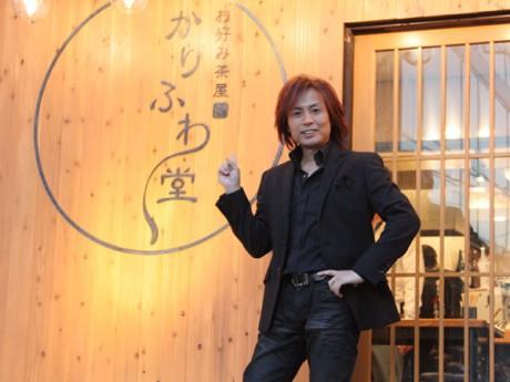 「つんく♂さんは、デビュー前に下北沢近辺に住んでいたため、この地に熱い思い入れがある」(谷中さん)という