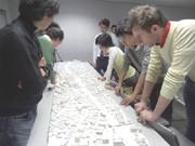 下北沢で小田急線地下化後を考えるセミナー、保坂区長も参加