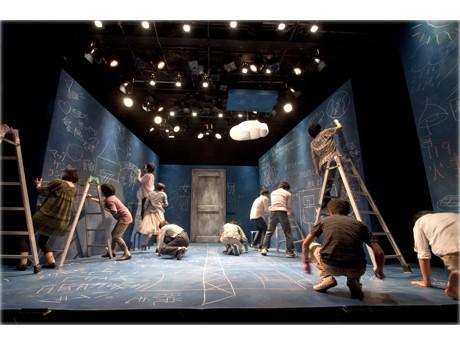 前回公演「○○トアル風景」の舞台写真