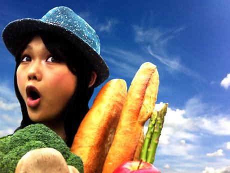 福島県の農家も参加する「下北沢 あおぞらマルシェ」のイメージ