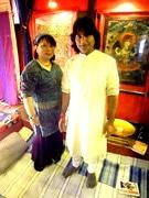 下北沢に創作アジア料理新店-国際結婚の夫婦が開く、ライブスペースも