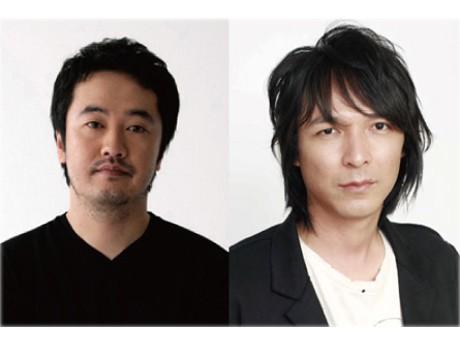 脚本の赤堀雅秋さん(左)、演出の河原雅彦さん