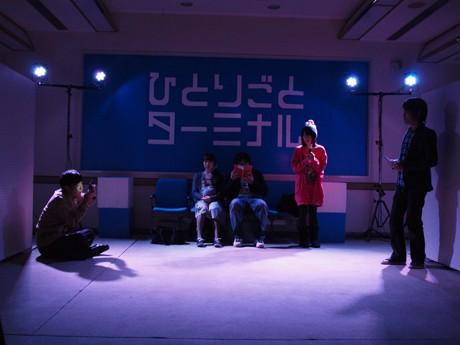 2012年の舞台写真(撮影:高木美里)