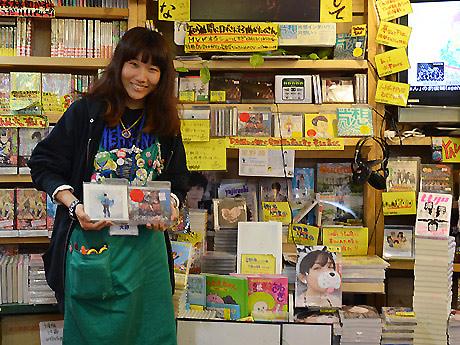 同店の大野秀美さん