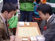 下北沢で「シモキタ将棋名人戦」 初開催の「囲碁名人戦」も