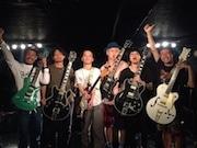 「下北沢ギタリスト会」大忘年会 ストレイテナーの大山純さんら出演