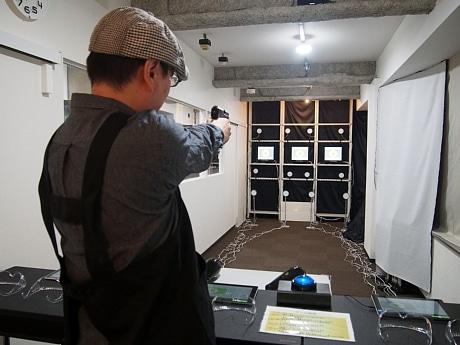 射撃が未経験でも、一から撃ち方を教えてもらえる