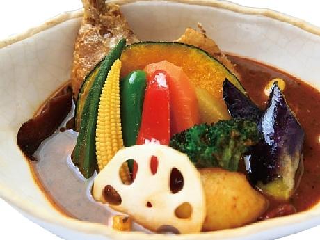 下北沢のスープカレー店が3周年 サービス価格で3日間メニューを提供