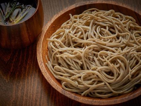 人気メニューの「京鴨の蕎麦」