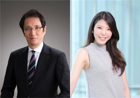 出演者の木村尚敬さんと正能茉優さん