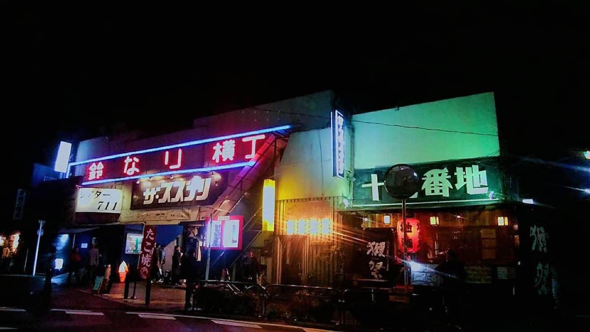 映画の舞台は下北沢近辺