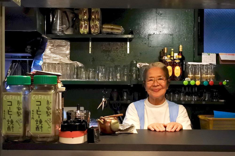 店主の味水ミツセさん