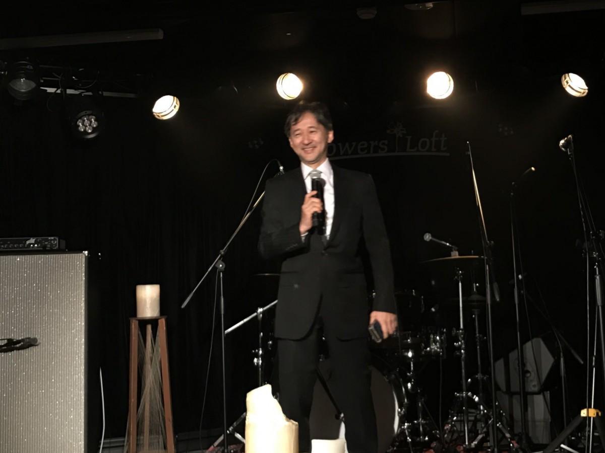 「SHIMOKITA FRONT」代表取締役の柏さん