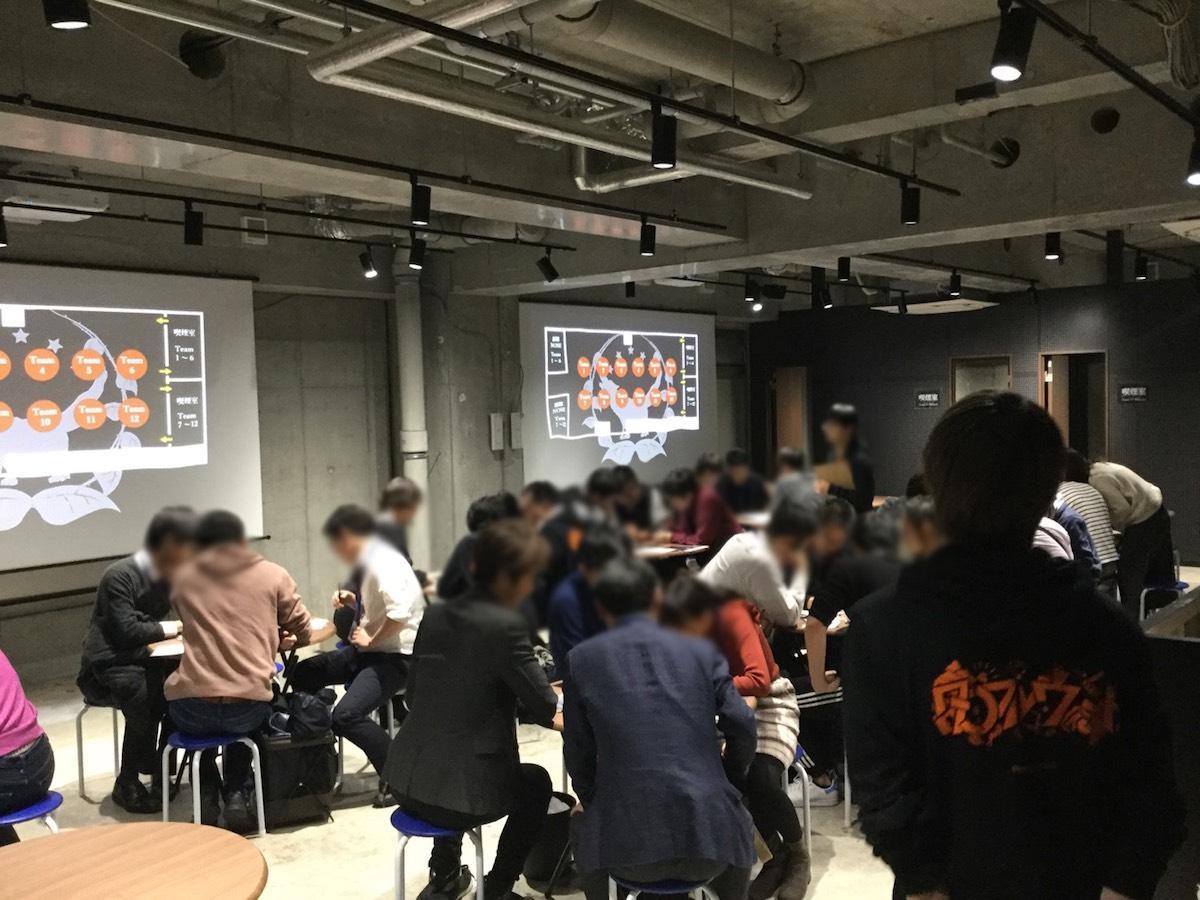 「タンブルウィードナゾベース下北沢」店内