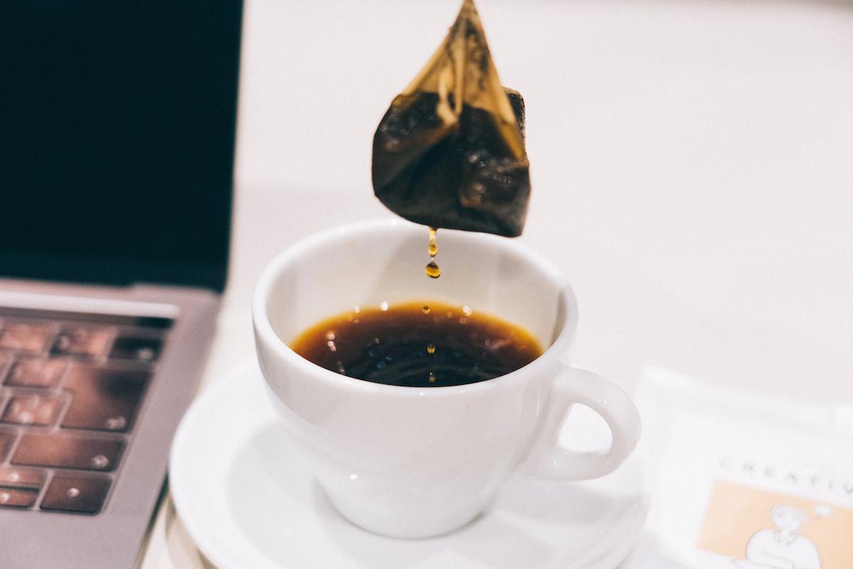 「働く人のためのCOFFEE BAG」