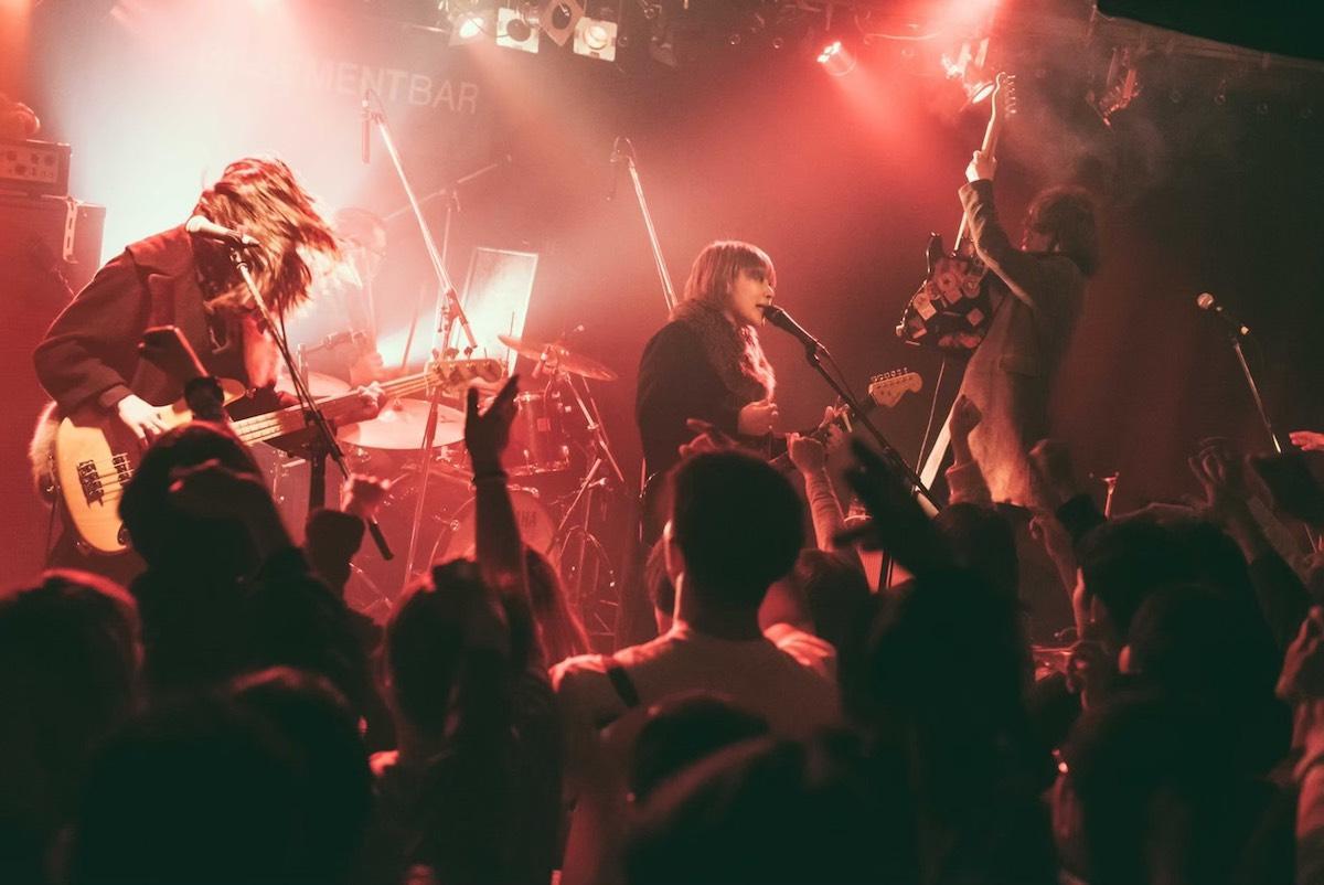 過去に下北沢BASEMENT BARで行われたライブ