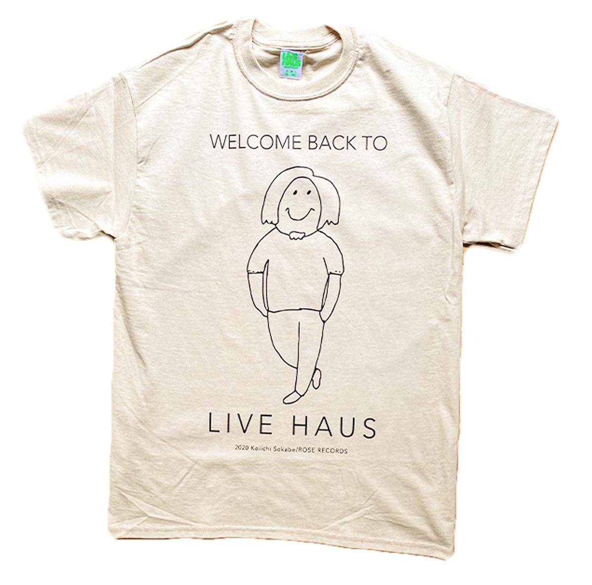 曽我部恵一さんデザインのTシャツ