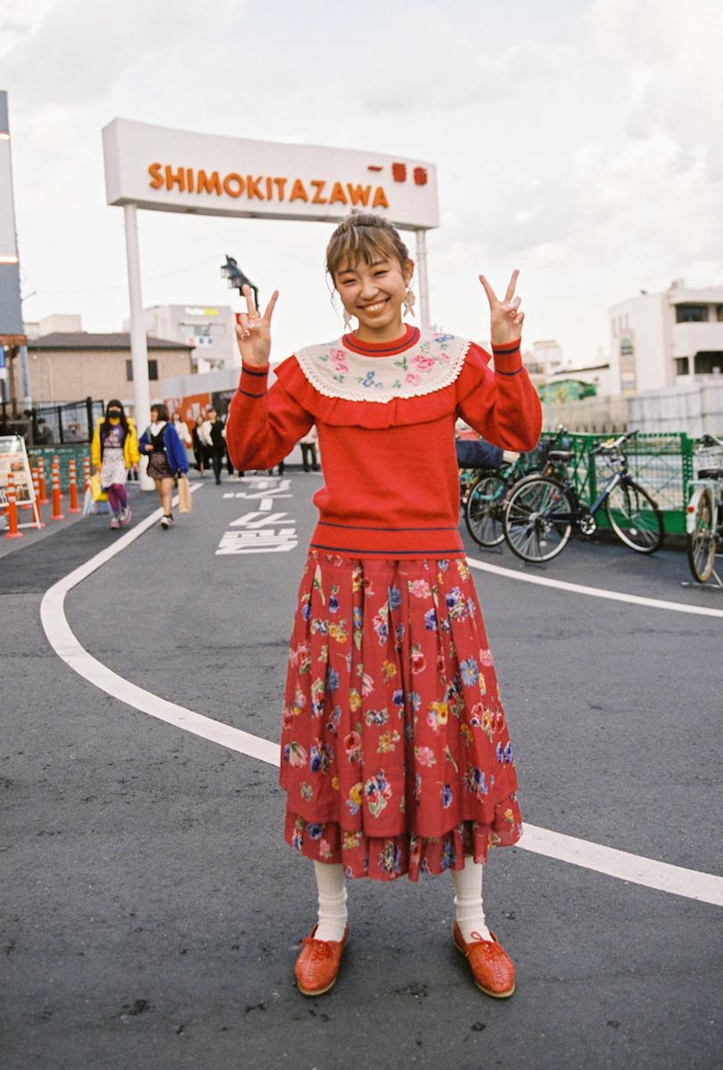 大矢梨華子さん