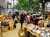 下北沢で古本市 カクバリズム所属アーティストやテンテンコさんによるフリマも