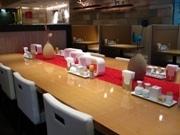 目黒駅東口にレストラン「フクラ家」-クッションチェアで空間にゆとり