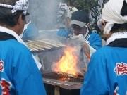 目黒のさんま祭り、行列は最大1.5キロメートル-「アド街」放送の影響か