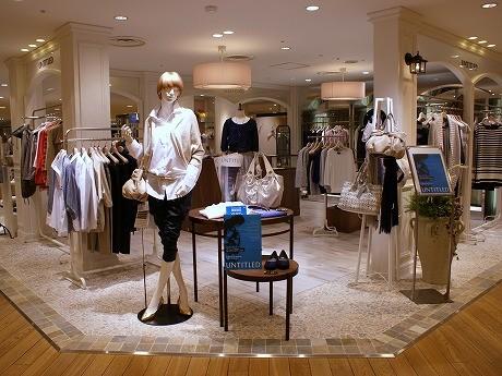 3月5日にオープンしたレディスファッションの「アンタイトル」。