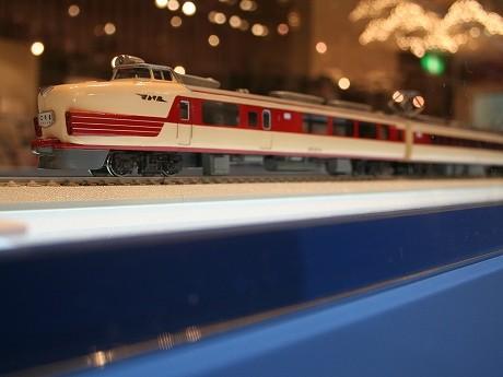 昨年の「大鉄道博」で展示されていた模型。