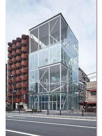 画像提供/Forward Storoke Inc.「SHIBAURA HOUSE」の設計は、金沢21世紀美術館の建築でも知られる妹島(せじま)和世さんが手掛けた