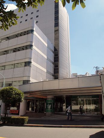 9月30日まで営業する「高輪京急ホテル」