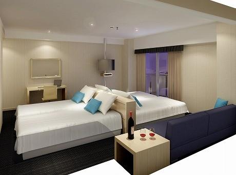 グランドプリンスホテル新高輪のフォースルーム