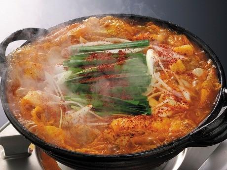 名物「赤から鍋」