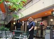 五反田に「アオイコーヒースタンド」-テラス付きカフェでノマド利用も