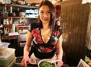 武蔵小山の「おっぱいラーメン」が話題に-店主は元グラビアアイドル