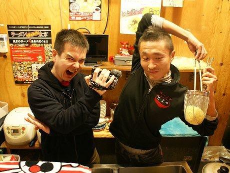 Goppachiさん(写真左)と富元さん