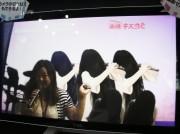 カラオケで貞子とデュエット?-品川の「JOYSOUND」、映画公開キャンペーンで
