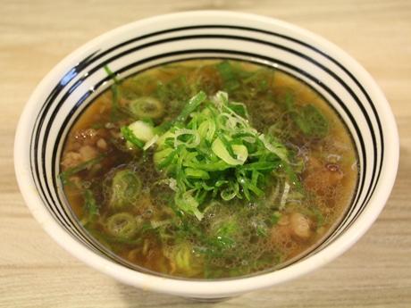 「肉すい」(490円)