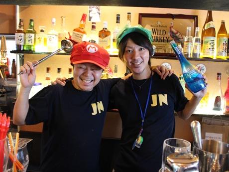 鈴木さん(左)と湯浅さん(右)