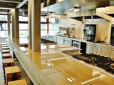 2階キッチンスペース