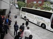 五反田・立正大学の有志が被災地に出発 「唱題行脚」で復興と平和を祈念