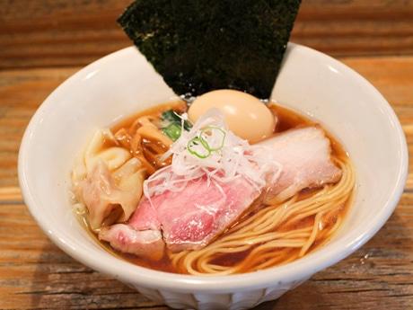 「特製 鶏のらあめん」(970円)
