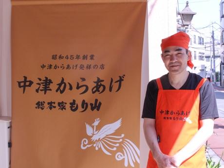 店長の鈴木安博さん