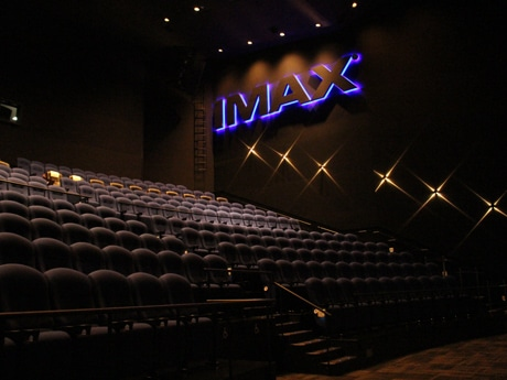 「T・ジョイPRINCE品川」IMAXデジタルシアター