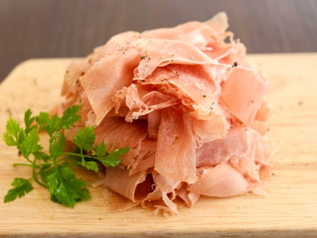 1円で食べ放題の「熟成イタリア産プロシュート」
