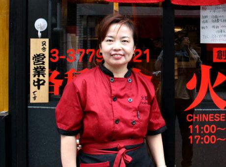 店主の高松純子さん