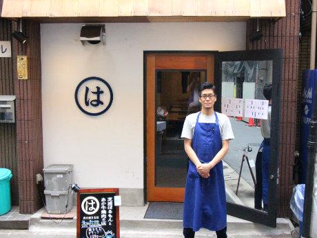 店長の巴山顕宏さん